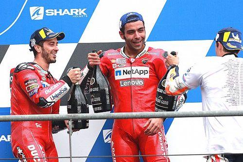 """Petrucci: """"El podio de Le Mans me ha dado mucha confianza"""""""