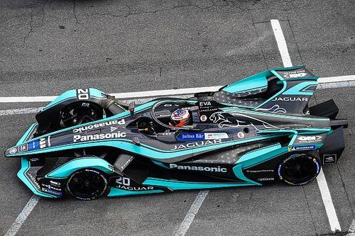 Roma E-Prix: Evans, Jaguar'a ilk zaferini getirdi, Vandoorne ilk kez podyuma çıktı