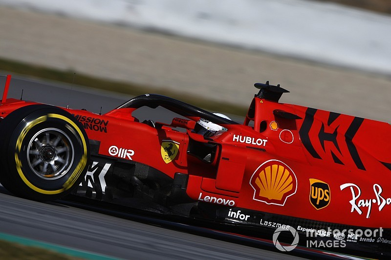 Ferrari boosted by new chassis approach with Shell