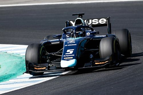 Масса указал на проблему перехода из Ф2 в Формулу 1