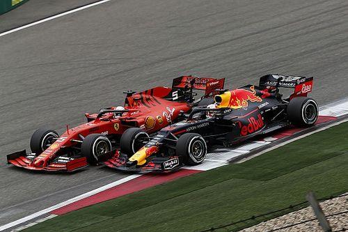 Verstappen chce wygrywać wyścigi w drugiej części sezonu