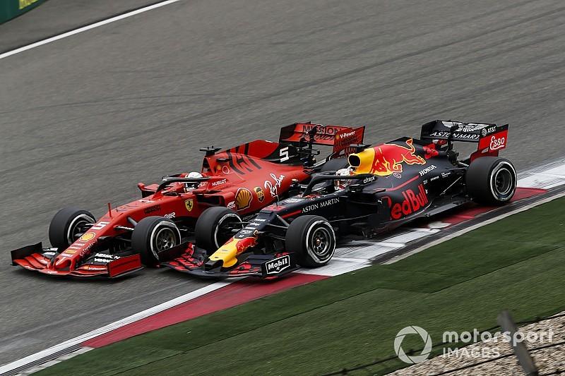 """Verstappen : """"Une bonne bataille avec Vettel"""""""