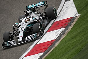 Hamilton: 2019 Mercedes harder to work with