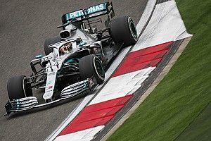 Hamilton reconoce que el Mercedes 2019 es más complejo que su predecesor
