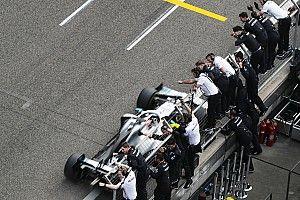 """Hamilton: """"Ferrari no está logrando sacar todo el potencial"""""""