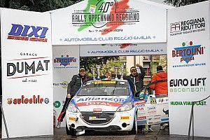 Peugeot 208 Rally Cup PRO: Nicoli vince su asfalto, Battilani su terra