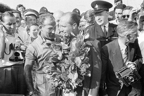La duda sobre Fangio que Moss se llevó a la tumba