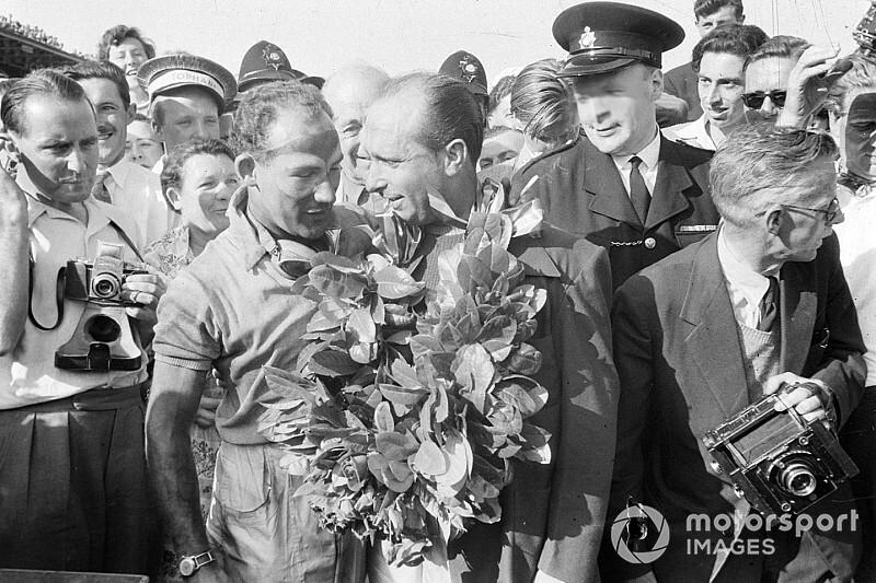 La incógnita sobre Fangio que se llevó Moss a la tumba