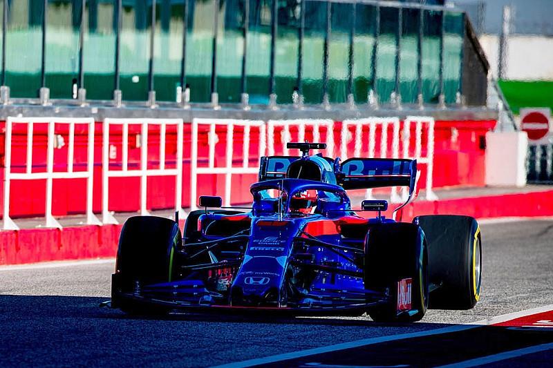 Galeri: Toro Rosso, STR14'e dair daha fazla fotoğraf yayınladı