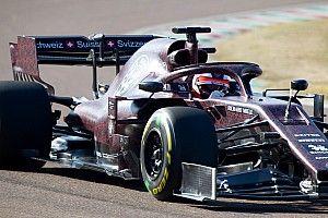 Giovinazzi haalde laatste onderdeel voor Alfa-shakedown op van vliegveld