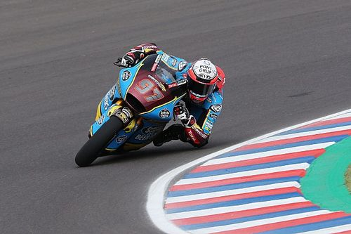 Moto2 Argentina: Vierge rekor lap, Dimas start ke-29