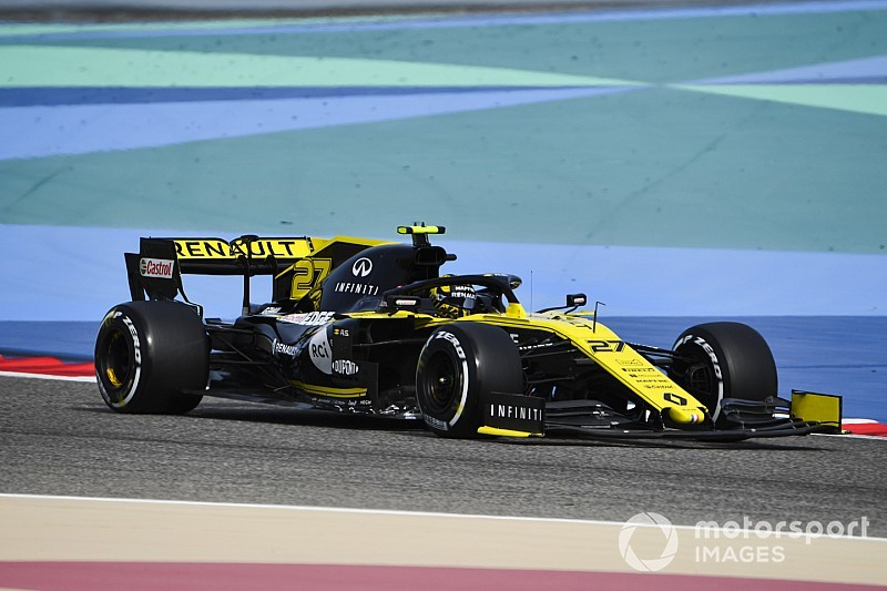 """Renault has """"similar problems"""" to 2018 with F1 car"""