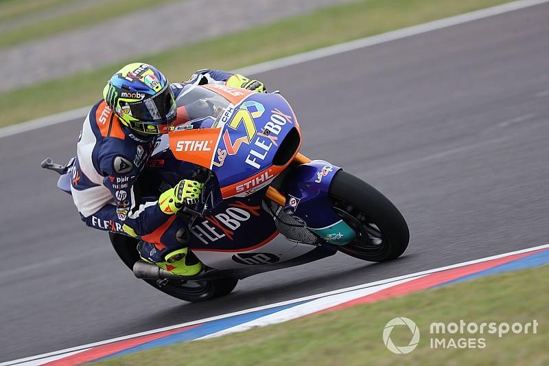Moto2: Baldassarri concede il bis in Argentina e scappa nel Mondiale!