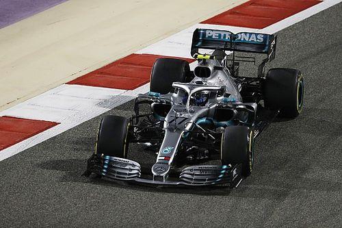 Целлофановый пакет подпортил Боттасу Гран При Бахрейна