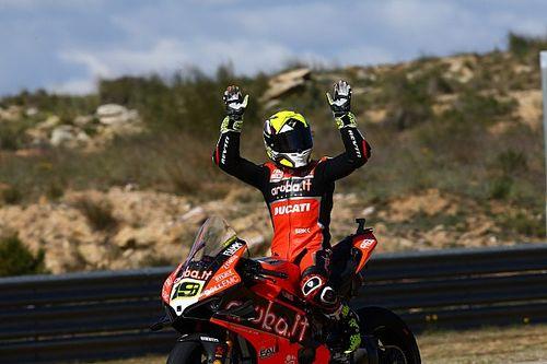 """Bautista: """"Spero di contribuire alla popolarità della Superbike in Spagna"""""""