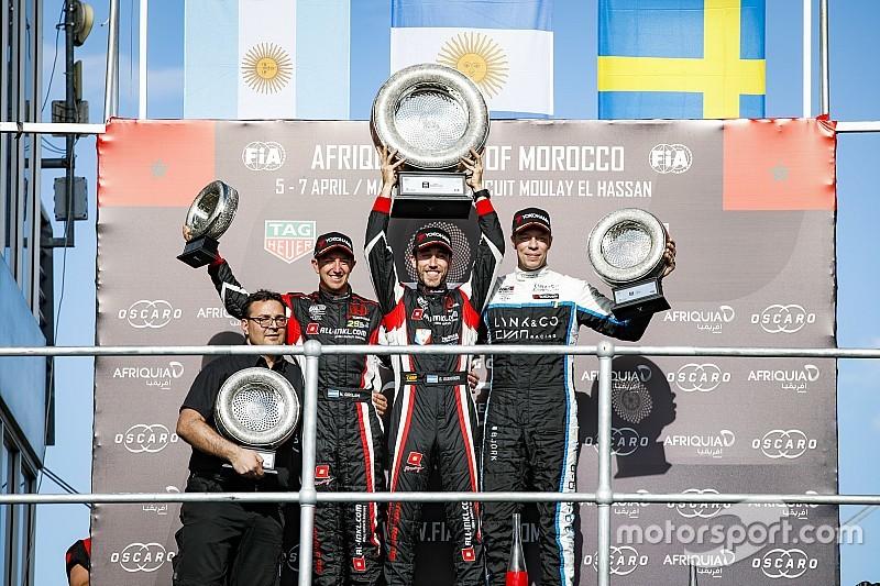 Victoria de Guerrieri y podio de Girolami en Marruecos