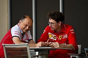 Вассер назвал возможным переход на работу в Ferrari вместо Бинотто