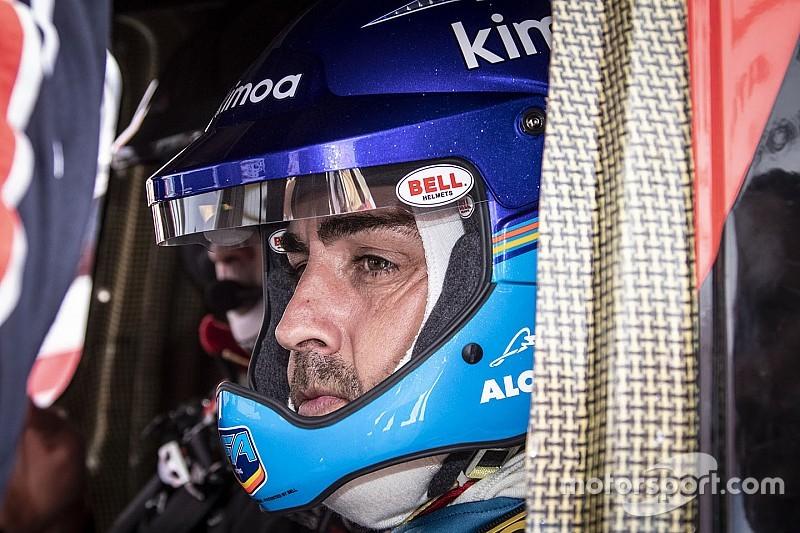 Алонсо после тестов Toyota назвал «Дакар» самой сложной гонкой в мире