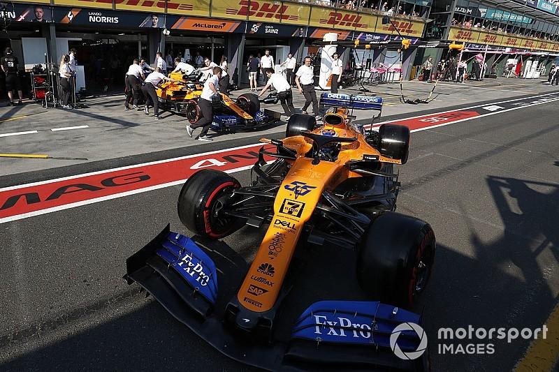 McLaren pose deux conditions pour rester en F1