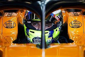 Debut F1, Norris sudah seperti veteran