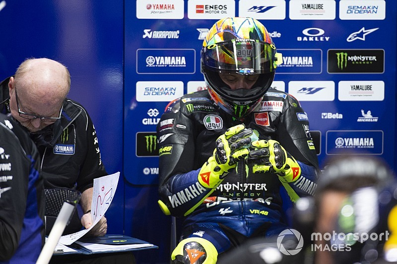 """Rossi: """"Entenderemos mejor muchas cosas durante el Gran Premio"""""""