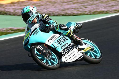 Moto3 Jerez: Dalla Porta verslaat Suzuki en Vietti voor pole