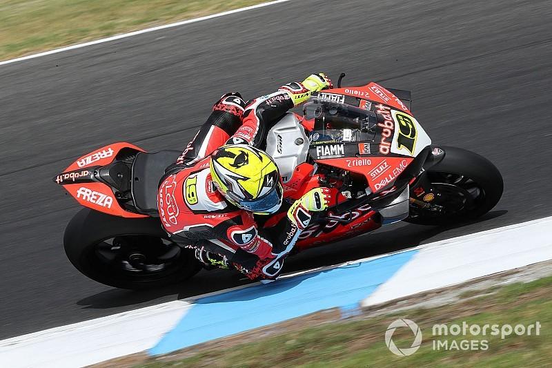 Fotogallery: la Ducati Panigale V4 trionfa all'esordio in SBK a Phillip Island