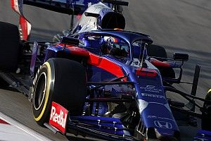 Albon lebihi ekspektasi di Toro Rosso