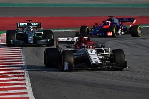 F1 top three will quickly pull clear, says Vasseur
