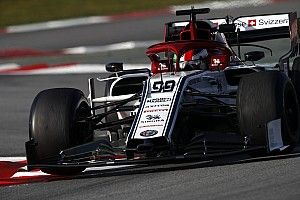 Tes F1 Barcelona II: Giovinazzi memimpin sesi pagi