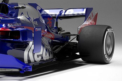 Präsentation Toro Rosso STR14: Die besten Fotos
