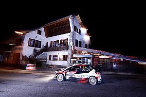 Monte Carlo WRC: Tanak leads, troubles hit Loeb and Meeke
