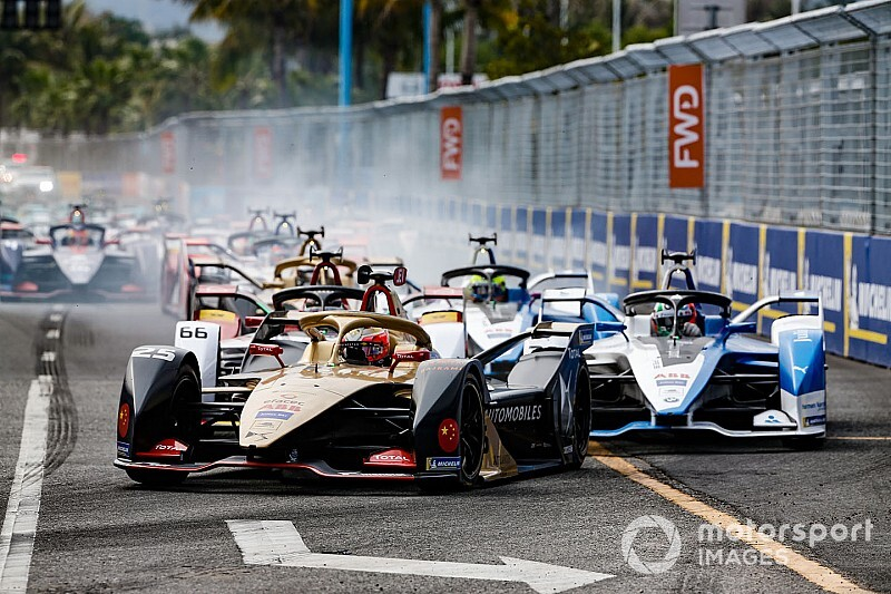 Formule E overweegt race in China te annuleren door virusuitbraak