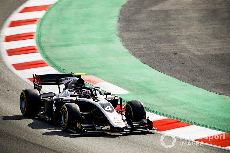 F2 Barcelona testi 1. gün: En hızlısı De Vries