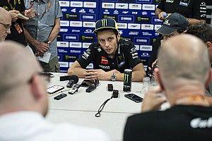 """Rossi: """"Quelque chose a changé cet hiver"""" chez Yamaha"""