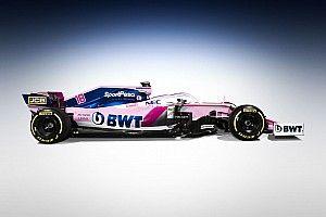 Ex-Force India, Racing Point mostra nova pintura no Canadá