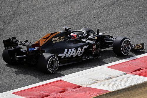 ハースF1、中国GPで低ドラッグのウイングを導入。バーレーンでの失敗を巻き返せるか?