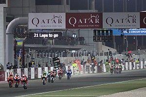 Suspendida la carrera de MotoGP de Qatar por el coronavirus