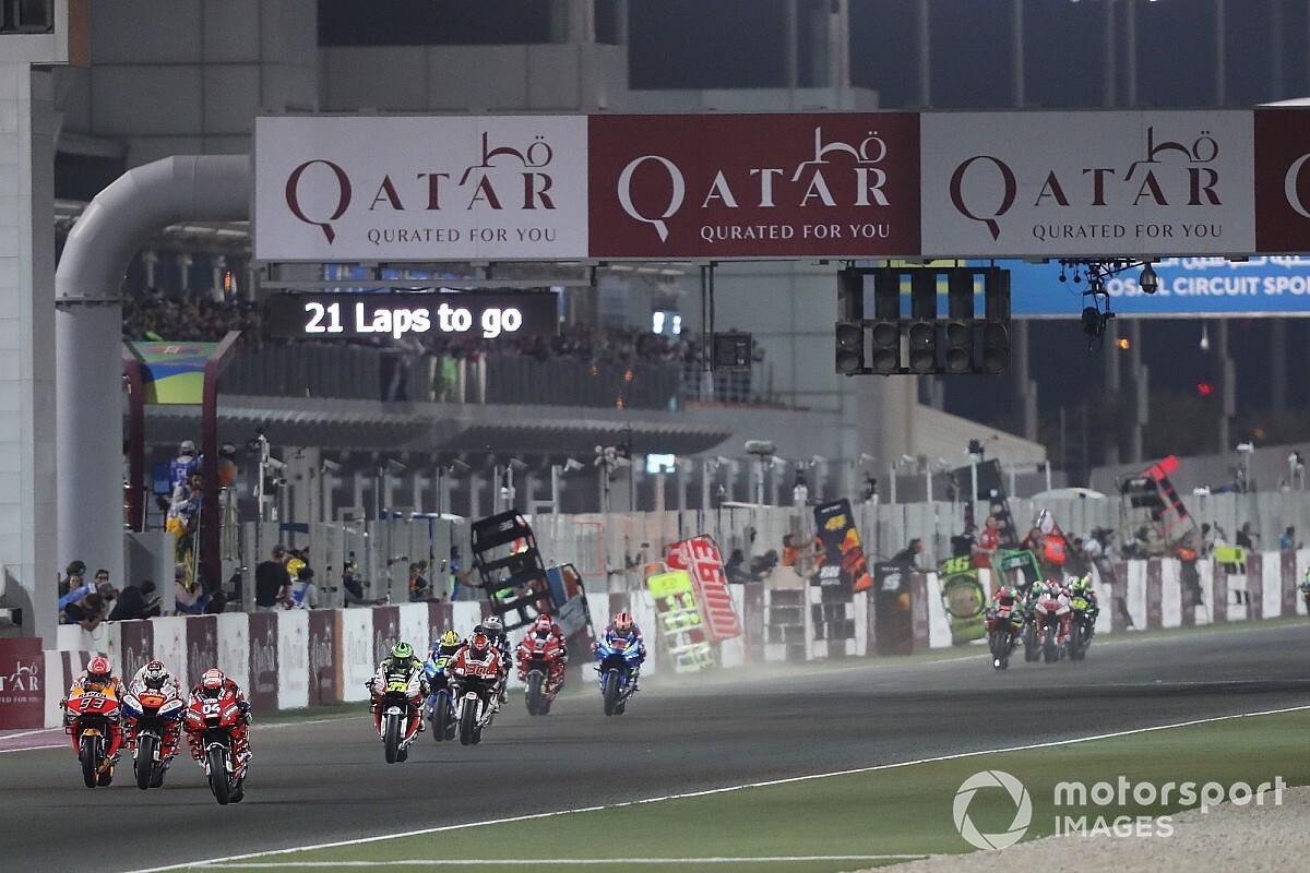 MotoGP cancela el arranque en Qatar por coronavirus