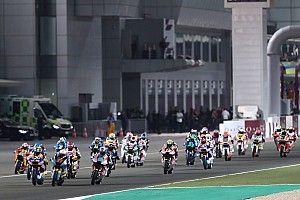 Triumph considera un éxito rotundo su debut en Qatar como motorista en Moto2