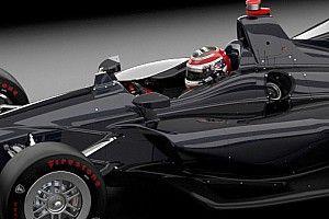 La IndyCar revela las mejoras de seguridad de sus coches