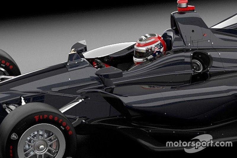IndyCar pamerkan fitur keselamatan terbaru
