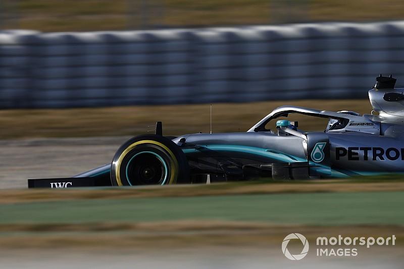 Mercedes, daha çok doğru ayarları bulmaya odaklanmış