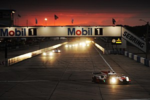 WEC's Sebring 1000-mile race canceled amid travel ban