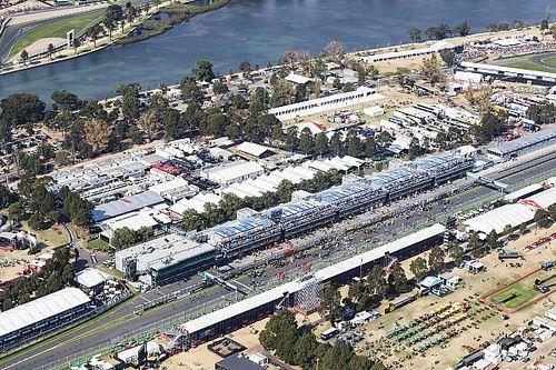 F1 lança leilão beneficente para vítimas de incêndios na Austrália