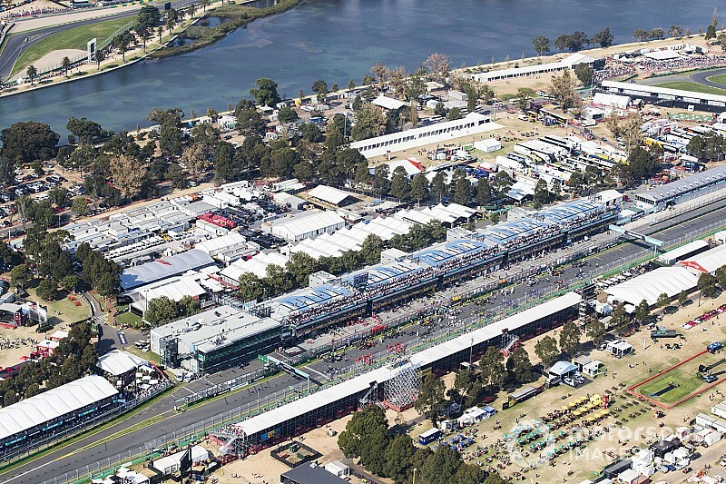 Formula 1 launches charity auction for bushfire victims