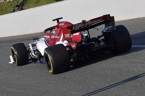 Test 2-LIVE Formel 1 Barcelona, Tag 3