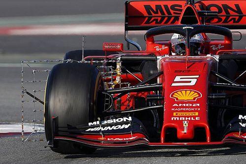 Test F1 Barcellona, Giorno 4: la Ferrari è tutta per Vettel. Sull'Alfa Romeo c'è Raikkonen