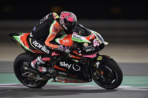 Espargaró par sûr qu'Aprilia puisse viser le top 10 à chaque GP