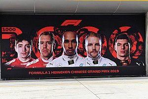 Canlı anlatım: Çin GP